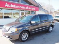 2015 Chrysler Town & Country Touring-L is a 1-Owner