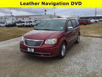 This Chrysler Town & Country has a dependable Regular