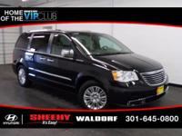 Recent Arrival! 2015 Chrysler Town & Country Limited