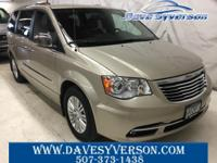 Sandstone+2015+Chrysler+Town+%26+Country+Limited+FWD+6-