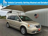 Outstanding design defines the 2015 Chrysler Town