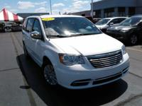Delivers 25 Highway MPG and 17 City MPG! This Chrysler