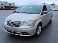 Town & Country Touring-L, 4D Passenger Van, 3.6L V6