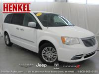 Options:  2015 Chrysler Town & Country Touring-L|Bright