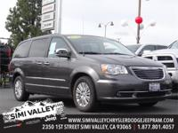2015 Chrysler Town & Country Touring-L  Granite and