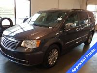 CARFAX 1-Owner, Low Miles, Leather Interior, Heated
