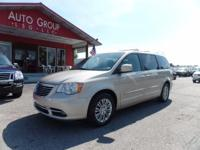 Options:  2015 Chrysler Town & Country With All Of The