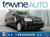 Recent Arrival!  2015 Chrysler Town & Country Touring