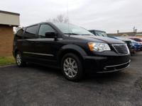 New Price! Clean CARFAX. Certified. Black 2015 Chrysler