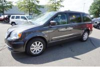 For a smoother ride, opt for this 2015 Chrysler Town &