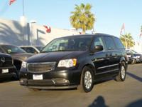 Options:  2015 Chrysler Town & Country