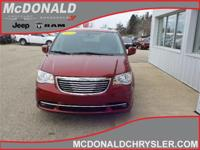 Options:  2015 Chrysler Town And Country Touring