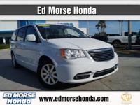 Ed Morse Honda is excited to offer this 2015 Chrysler