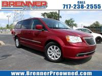 Check out this 2015 Chrysler Town & Country Touring.