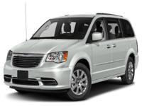 Options:  2015 Chrysler Town & Country Touring|Miles: