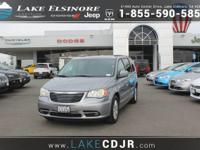 This 2015 Chrysler Town & Country Touring is offered to