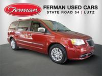 CARFAX One-Owner. Clean CARFAX. Deep Cherry Red Crystal