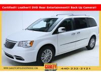 New Price! 2015 Chrysler Town & Country Touring-L