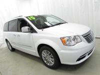 New Price! Town & Country Touring-L Bright White