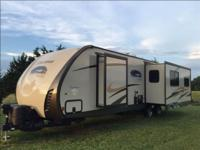 2015 Coachmen new model only used 3 times. This