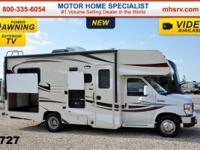 WHY SETTLE FOR LESS RV - Class C Class C 5306 PSN. This