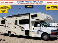 WHY SETTLE FOR LESS Recreational Vehicle - Class C