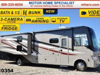 2015 Coachmen Mirada 35BH Bath & 1/2 Bunk House W/Ext