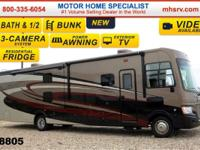 # 1 Volume Selling Motor Home Dealer worldwide. At MHS