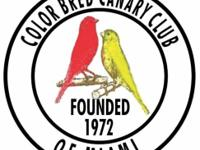 44th Annual Grand Bird Show ColorBred Canary Club of