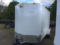 2015 Continental Cargo NS610SA 6x10 Enclosed 6x10