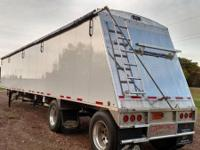 This is a 2015 Corn Husker 800 Trailer, it is 45' long,