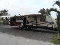 Pre-Owned 2015 CrossRoads RV Sunset Trail 32 RL Travel