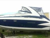 2015 Crownline 330 SY 2015 Crownline 330 CR, Twin 300M