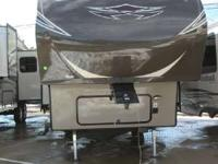 2015 Crusader 29RS 2015 Crusader Lite 29RS Fifth Wheel