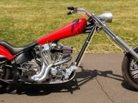 2015 custom built Marquee Custom Design softail