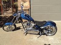 This is a chopper that I had built over the last few