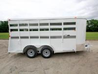 Trailer Features Galvanneal Construction, Manual Jack,