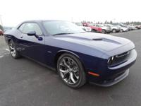 Step into the 2015 Dodge Challenger! You'll appreciate