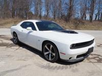 Don't miss out on this 2015 Dodge Challenger R/T Plus