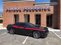 2015 DODGE CHALLENGER RT PLUS WITH JUST 11K MILES!