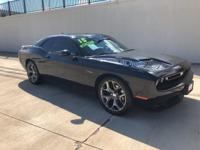 This 2015 Dodge Challenger R/T Plus is proudly offered