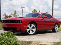 2015 Dodge Challenger R/T in Redline Red Tricoat Pearl,