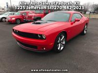 At Allen Auto Sales...You'll be proud of what you