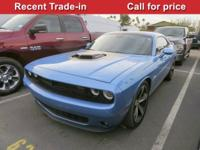 Options:  2015 Dodge Challenger|/|V8 5.7 L