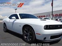 Options:  2015 Dodge Challenger||1St And 2Nd Row