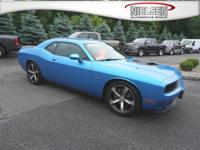 This 2015 Dodge Challenger R/T Shaker is offered to you
