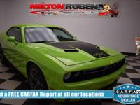 Options:  2015 Dodge Challenger R/T|Miles: 71122Color: