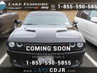 This 2015 Dodge Challenger R/T is offered to you for