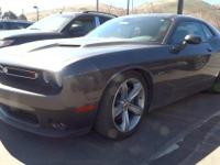 Come see this 2015 Dodge Challenger R/T. Its Automatic