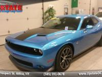 This fantastic Challenger is the flashy Coupe you've